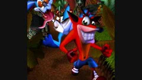 Crash Bandicoot 1 - Ripper Roo Boss Music-2