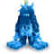 Blue Prismatic Mammott