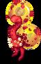 Red Prismatic Dandidoo
