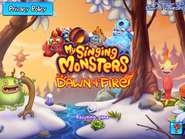 Loading Screen Dawn of Fire 1.10.0