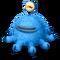 Blue Prismatic Toe Jammer
