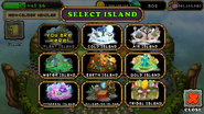 Select tribal island