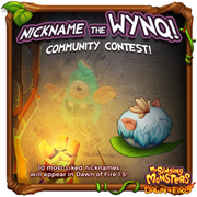 Namethewynqcontest