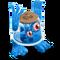 Blue Prismatic Noggin