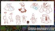 Bone Concept Art 1