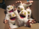 Monster Plushies