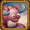 Baby Flum Ox Portrait