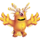 Yellow Prismatic Tweedle