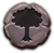 Decoration icon trees