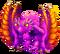 Purple Prismatic Glowl