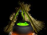 Creepy Cauldron
