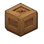 Decoration Crate