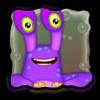 Monster portrait square ade 2