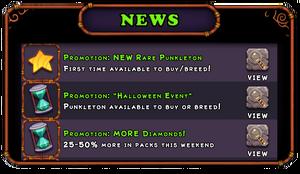News Tab