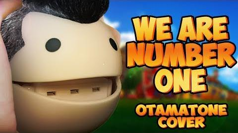 We Are Number One - Otamatone Cover-0