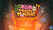 Loading Screen Dawn of Fire 1.0.0
