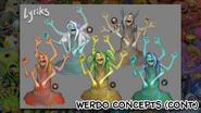 Lyriks (Werdos concept)
