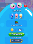 Jammer Splash 1.1.0 Level Finish