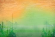 Composer Island Backdrop