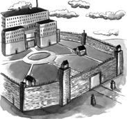Third island prison