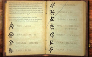 Shadow lake script