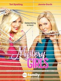 Mystery Girls Poster