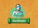 Roaming-destroyer