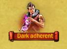 Roaming-dark-adherent