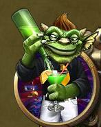 Snatchin-bartender