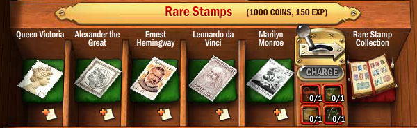 Collections-rare-stamps