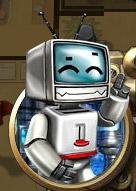 Television-robot
