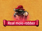 Roaming-real-mole-robber