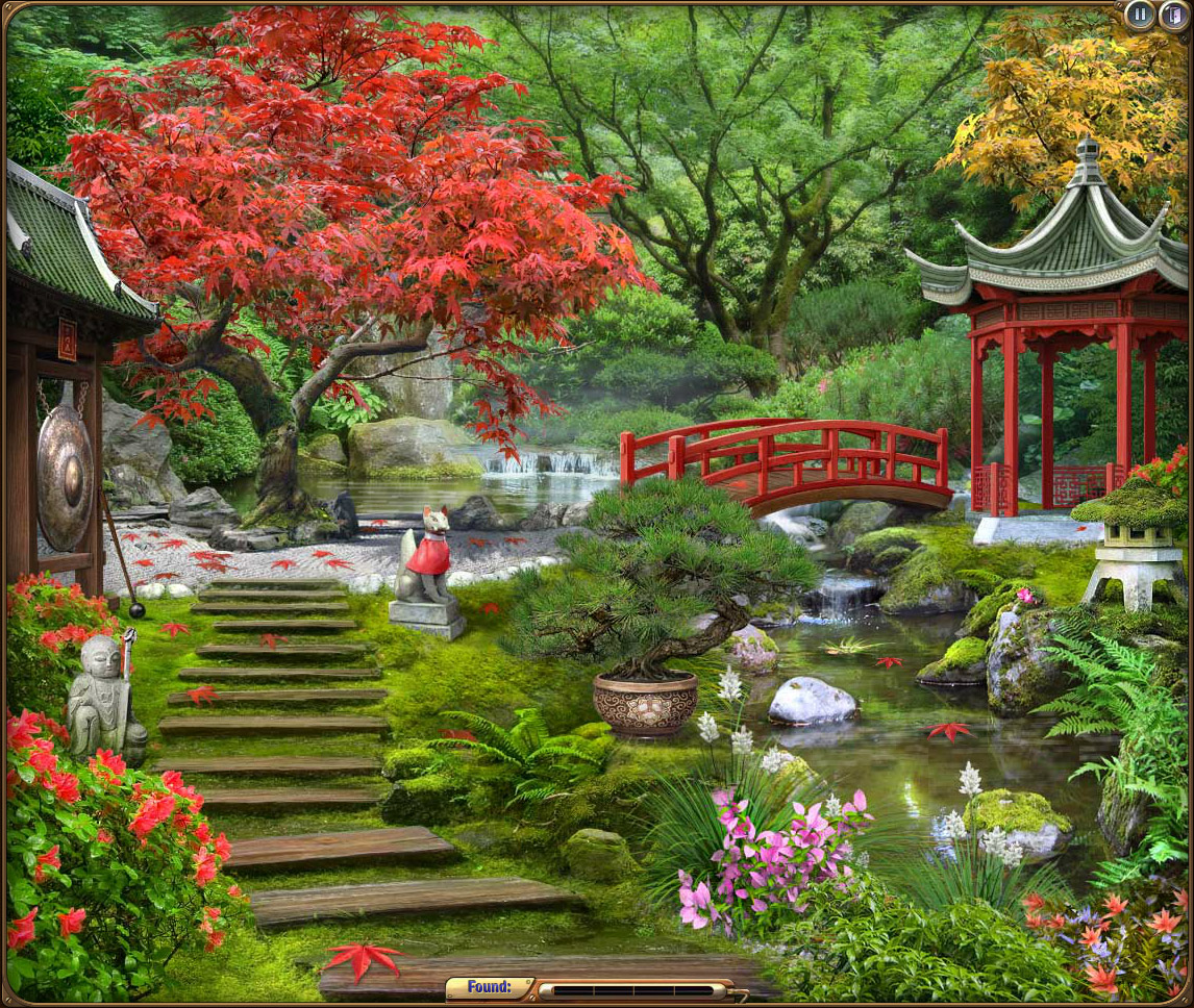 Japanese Garden: Mystery Manor On Facebook Wiki