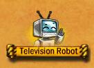 Roaming-television-robot