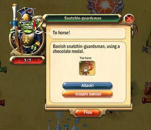 Dialogbox snatchin-guardsman
