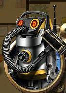 Vacuum-robot