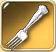 Platinum-fork