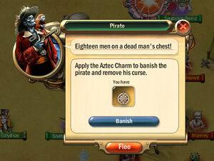 Dialogbox pirate