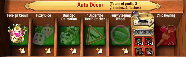 Collections-auto-decor