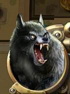 Werewolf-executioner