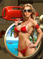 Bather-girl