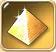 Golden-pyramid