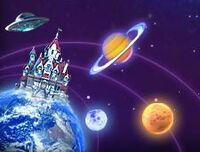 Earths-solar-system