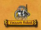 Roaming-vacuum-robot