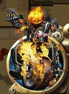 Pumpkinhead-biker