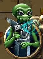 Green-humanoid