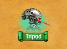 Roaming-tripod