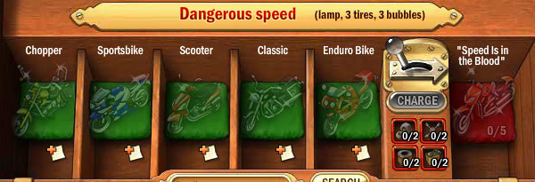 Collections-dangerous-speed