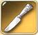 Platinum-knife