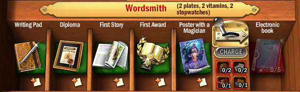 Collections-wordsmith